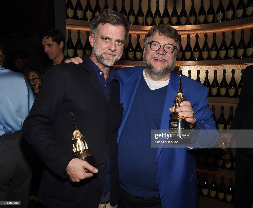 The Dom Perignon Lounge At The Santa Barbara International Film Festival Honoring Outstanding Directors