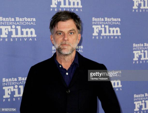 Paul Thomas Anderson attends the 33rd annual Santa Barbara International Film Festival outstanding directors of the year presentation at Arlington...