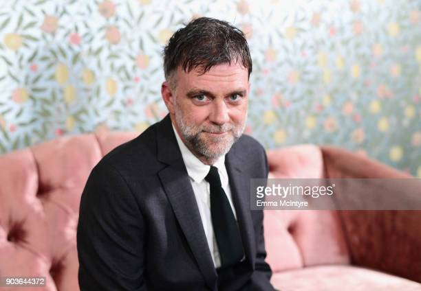 Paul Thomas Anderson attends Vanity Fair And Focus Features Celebrate The Film 'Phantom Thread' with Paul Thomas Anderson at the Chateau Marmont on...