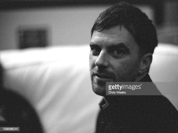 Paul Thomas Anderson writerdirector during 21st Annual Santa Barbara International Film Festival Retrospective in Black White by Chris Weeks in Santa...