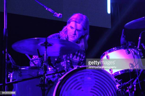 Paul Thomson of Franz Ferdinand performs at REBEL on April 8 2018 in Toronto Canada