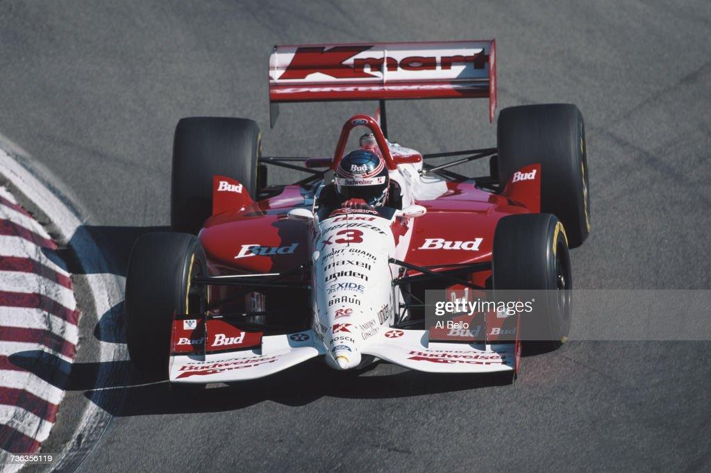 Toyota Grand Prix of Monterey/ Bank of America 300 : News Photo
