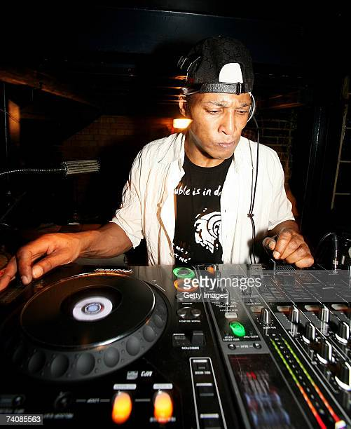 Paul 'Trouble' Anderson plays at the Def Mix 20th Anniversary Weekender at Turnmills nightclub on May 4 2007 in London England The Weekender sees the...