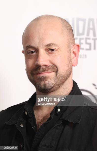"""Paul Van Carter attends the """"Stardust"""" Opening Film & UK Premiere during the 28th Raindance Film Festival at The May Fair Hotel on October 28, 2020..."""