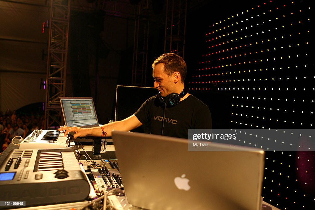 Coachella Valley Music and Arts Festival - Day 3 - Paul van Dyk
