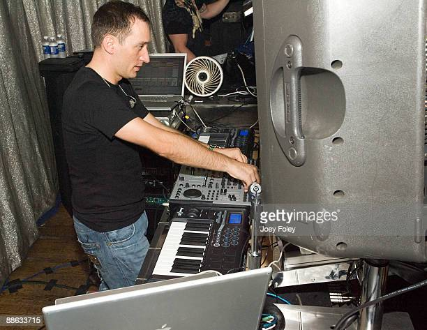 Paul van Dyk performs at Talbot Street on June 22 2009 in Indianapolis Indiana