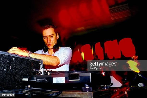Paul van Dyk performs at the Casino Club circa 2001 in Berlin Germany