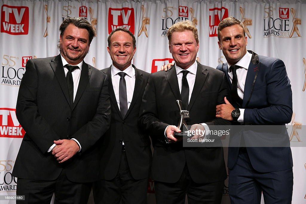 2013 Logie Awards - Awards Room