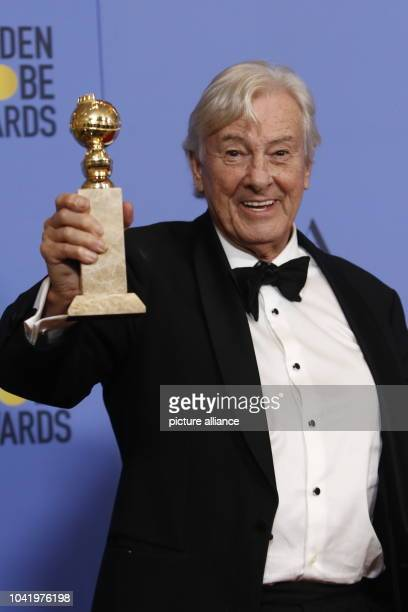 Paul Verhoeven poses in the press room of the 74th Annual Golden Globe Awards, Golden Globes, in Beverly Hills, Los Angeles, USA, on 08 January 2017....