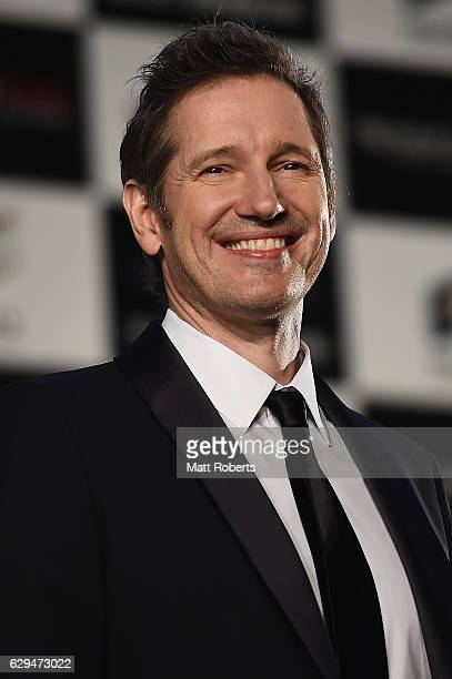 Paul W S Anderson attends the world premiere of 'Resident Evil The Final Chapter' at the Roppongi Hills on December 13 2016 in Tokyo Japan