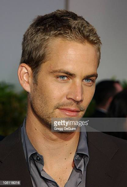 Paul Walker during The World Premiere Of 2 Fast 2 Furious Arrivals at Universal Amphitheatre in Universal City California United States