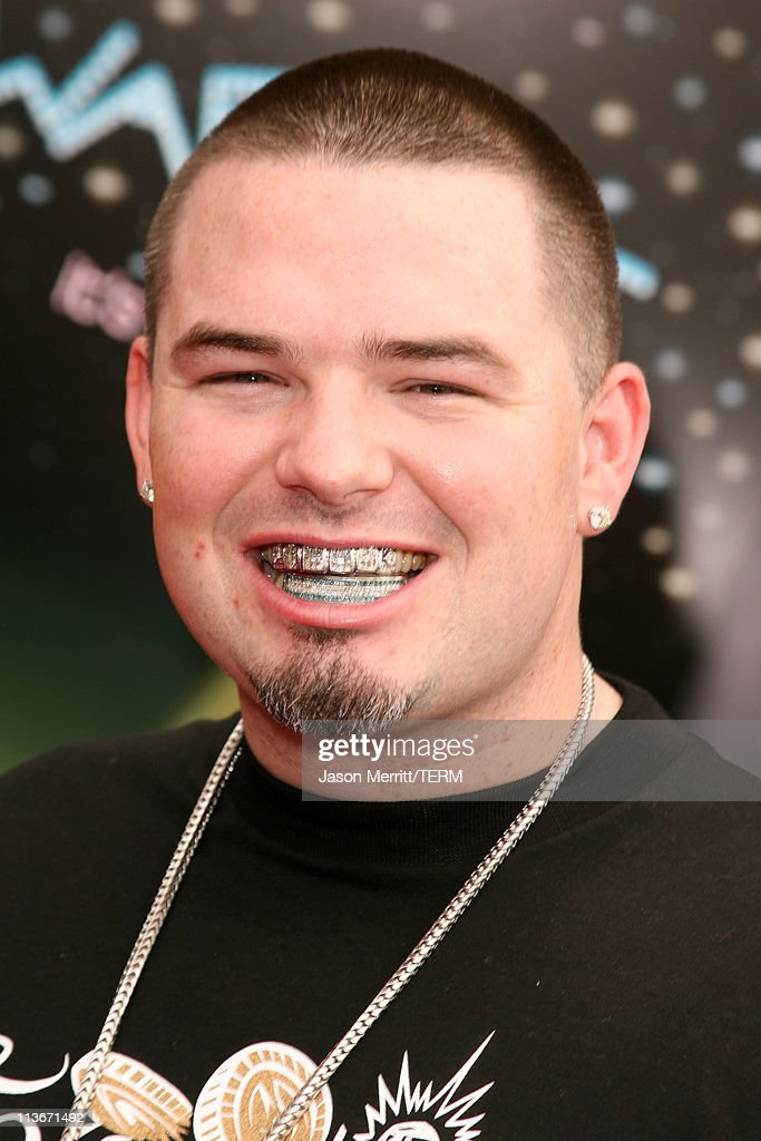 Paul Wall during 2006 BET Awards - Arrivals at The Shrine in Los Angeles, California, United States.