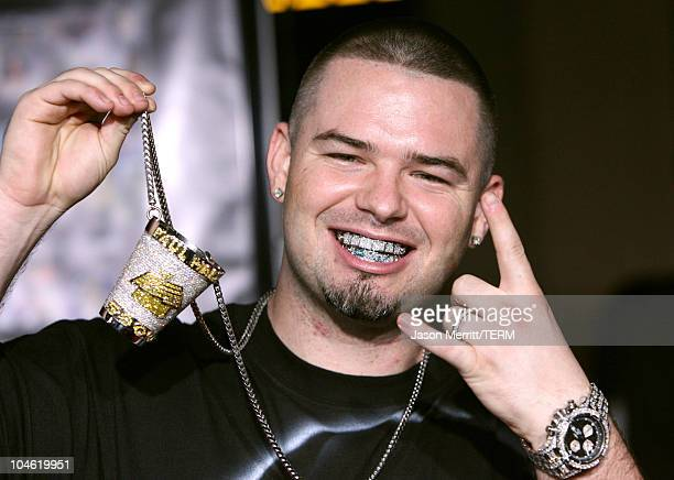 Paul Wall during BET 25th Anniversary Show Arrivals at Shrine Auditorium in Los Angeles California United States