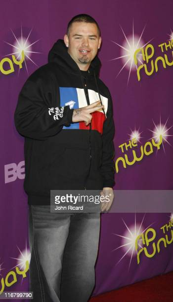 Paul Wall during BET's Rip the Runway 2007 Arrivals at Hammerstein Ballroom in New York City New York United States