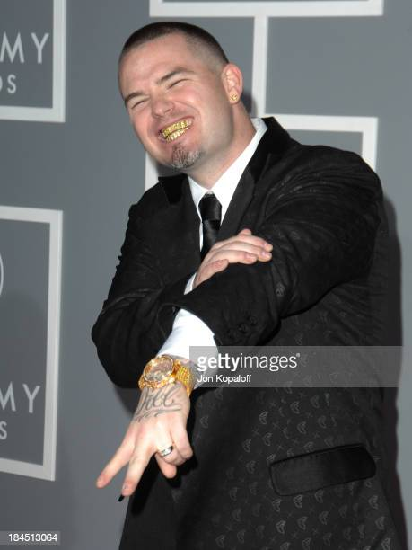 Paul Wall nominee Best Rap Performance By A Duo Or Group for 'Grillz'
