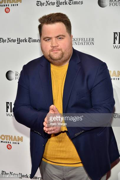 Paul Walter Hauser attends the IFP's 29th Annual Gotham Independent Film Awards at Cipriani Wall Street on December 02 2019 in New York City