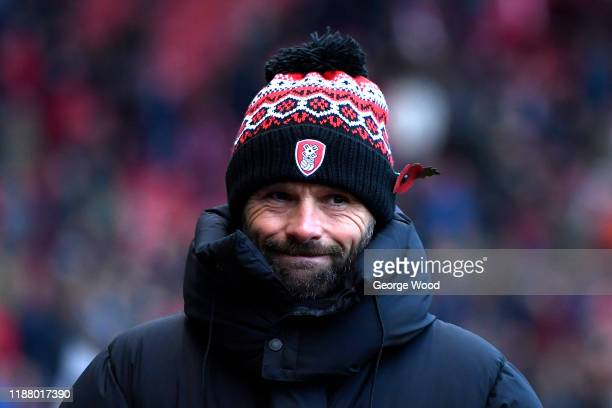 Paul Warne manager of Rotherham United reacts ahead of the Sky Bet League One match between Rotherham United and Accrington Stanley at AESSEAL New...