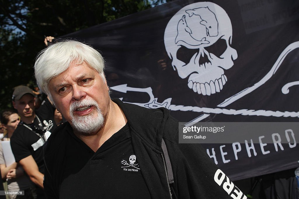 Paul Watson Held By German Authorities