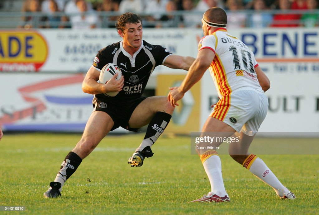Paul WELLENS - - Dragons Catalans / St Helens - 23e journee Super League, Photo : Dave Winter / Icon Sport, ,