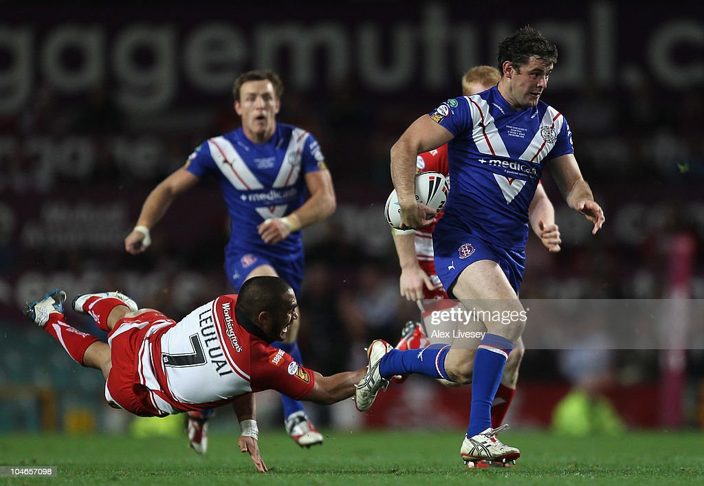 St Helens v Wigan Warriors - Engage Super League Grand Final