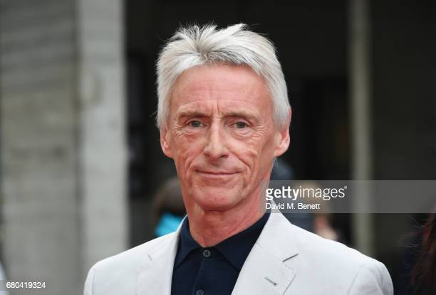 Paul Weller attends the UK Premiere of 'Jawbone' at BFI Southbank on May 8 2017 in London United Kingdom