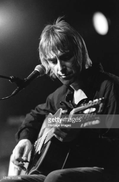 Paul Weller, c2000. Artist Brian Foskett.