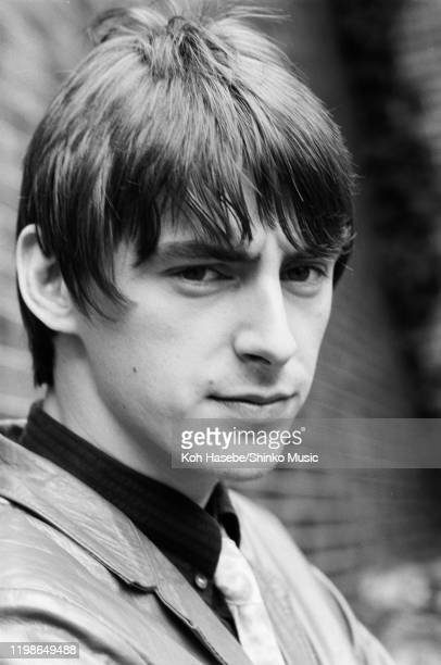 Paul Weller of The Jam at a hotel in Tokyo Japan July 1980