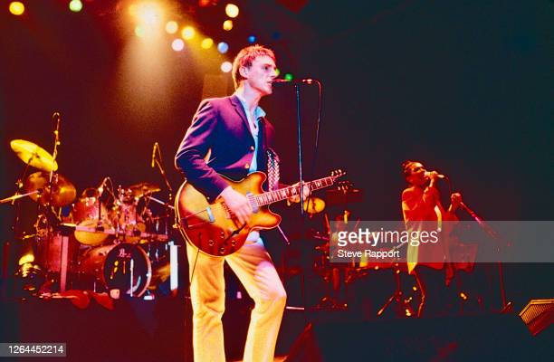 Paul Weller of The Style Council 1986