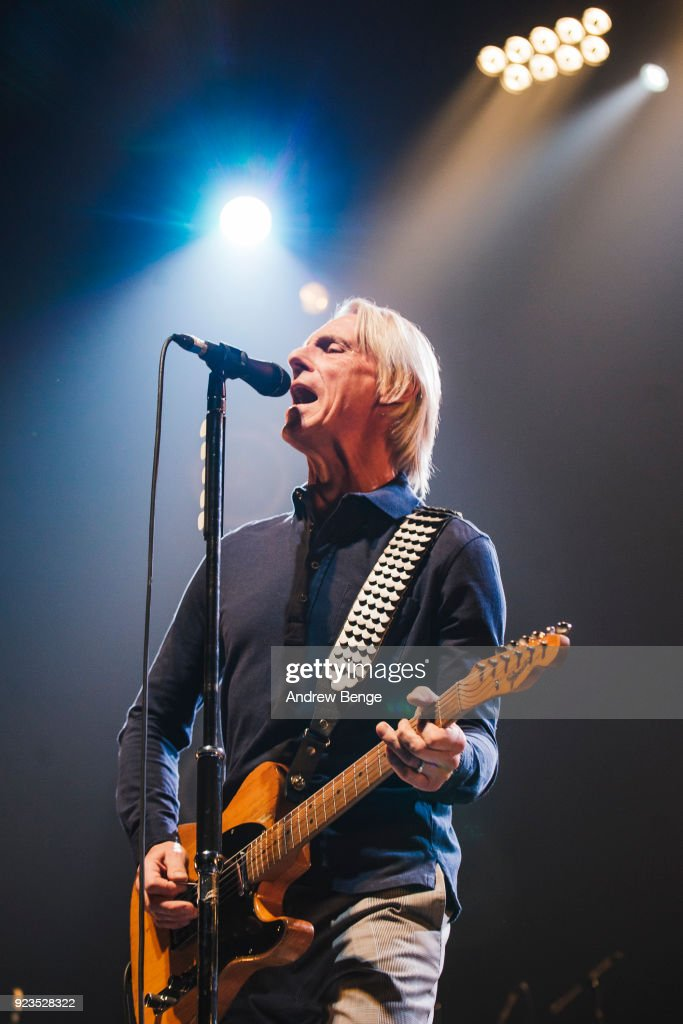 Paul Weller Performs At First Direct Arena, Leeds