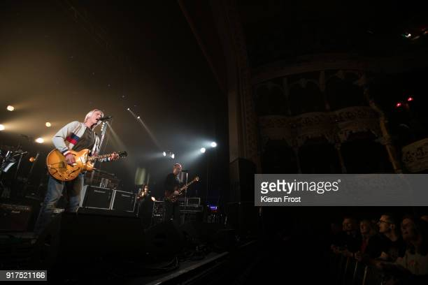 Paul Weller performs live at the Olympia Theatre on February 12 2018 in Dublin Ireland