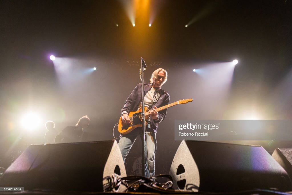 Paul Weller performs in Glasgow