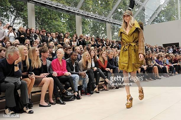 Paul Weller Poppy Delevingne Lily Donaldson Ellie Goulding Kanye West Sienna Miller Gemma Arterton Rosie HuntingtonWhiteley Mario Testino Andy Murray...
