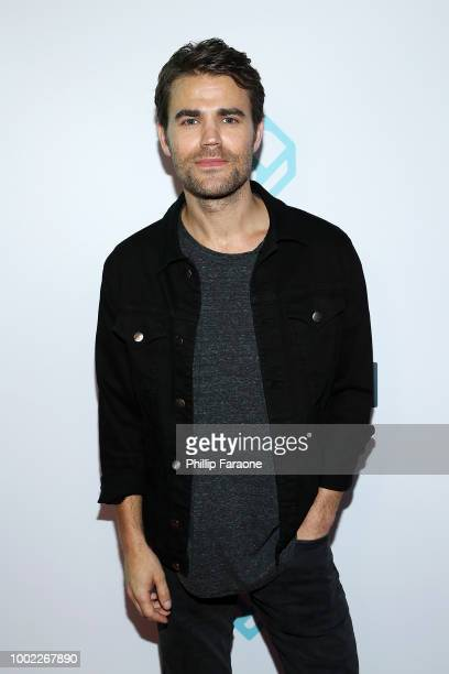 Paul Wesley attends the Fandom Party during ComicCon International 2018 at Float at Hard Rock Hotel San Diego on July 19 2018 in San Diego California