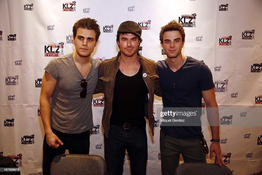 Bloodynightcon3 Press Conference in Barcelona : News Photo