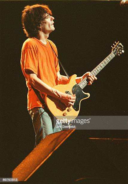Paul Westerberg of the Replacements performs at the Orpheum Theatre in Minneapolis Minnesota on February 6 1991