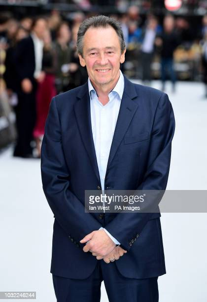 Paul Whitehouse arriving for the King of Thieves World Premiere held at Vue West End Leicester Square London PRESS ASSOCIATION Photo Picture date...