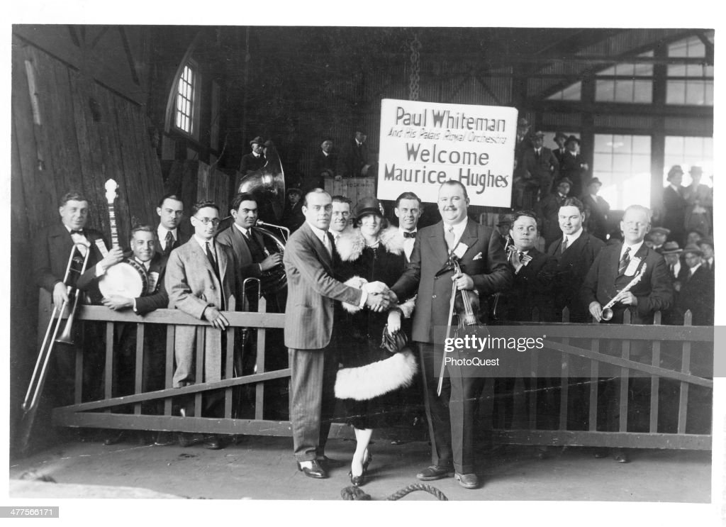 Whiteman And Orchestra : News Photo