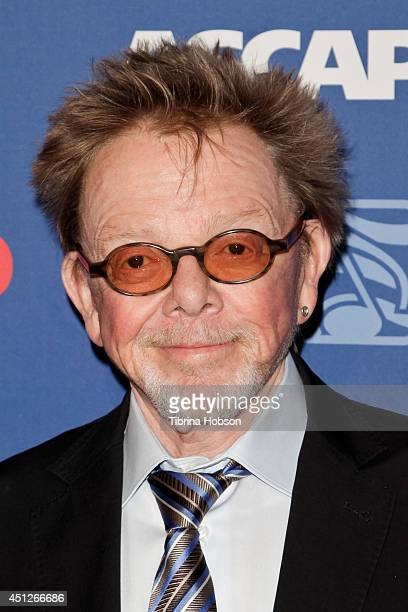 Paul Williams attends the 29th annual ASCAP Film Television Music Awards held at The Beverly Hilton Hotel on June 25 2014 in Beverly Hills California
