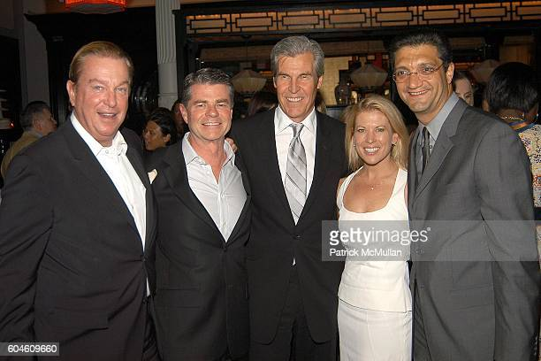 Paul Wilmot, Tom Murry, Terry Lundgren, Tina Lundgren and Manny Chirico attend CALVIN KLEIN COLLECTION Party to Celebrate FRANCISCO COSTA's 2006 CFDA...