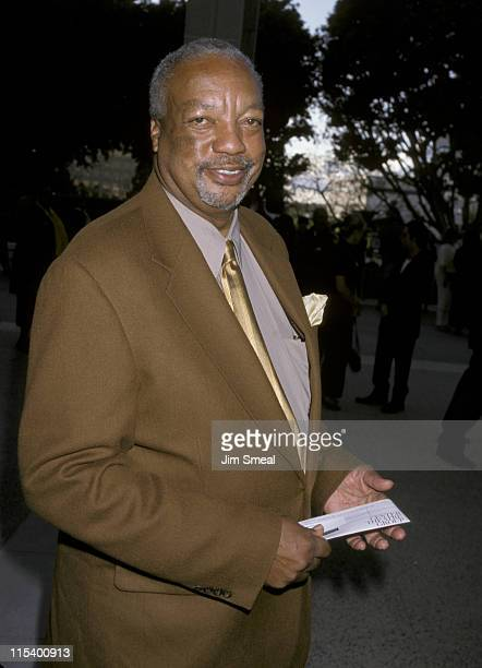 Paul Winfield during Opening Night of Chicago May 6 1998 at Ahmanson Theater in Los Angeles California United States