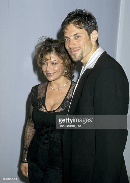 Paula Abdul and Brad Beckerman