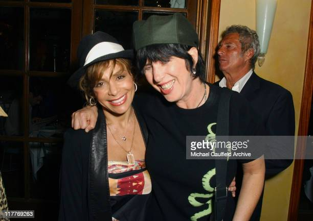 Paula Abdul and Diane Warren during One Only Resorts Holds an Exclusive Preview of OneOnly Palmilla and Its New Restaurant C by Charlie Trotter at...