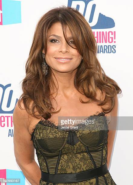 Paula Abdul arrives at the 2010 VH1 Do Something! Awards held at the Hollywood Palladium on July 19, 2010 in Hollywood, California.