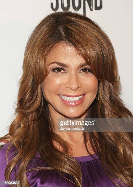 Paula Abdul attends the Shaping Sound Tour Los Angeles Premiere held at the El Portal Theatre on May 19 2013 in North Hollywood California