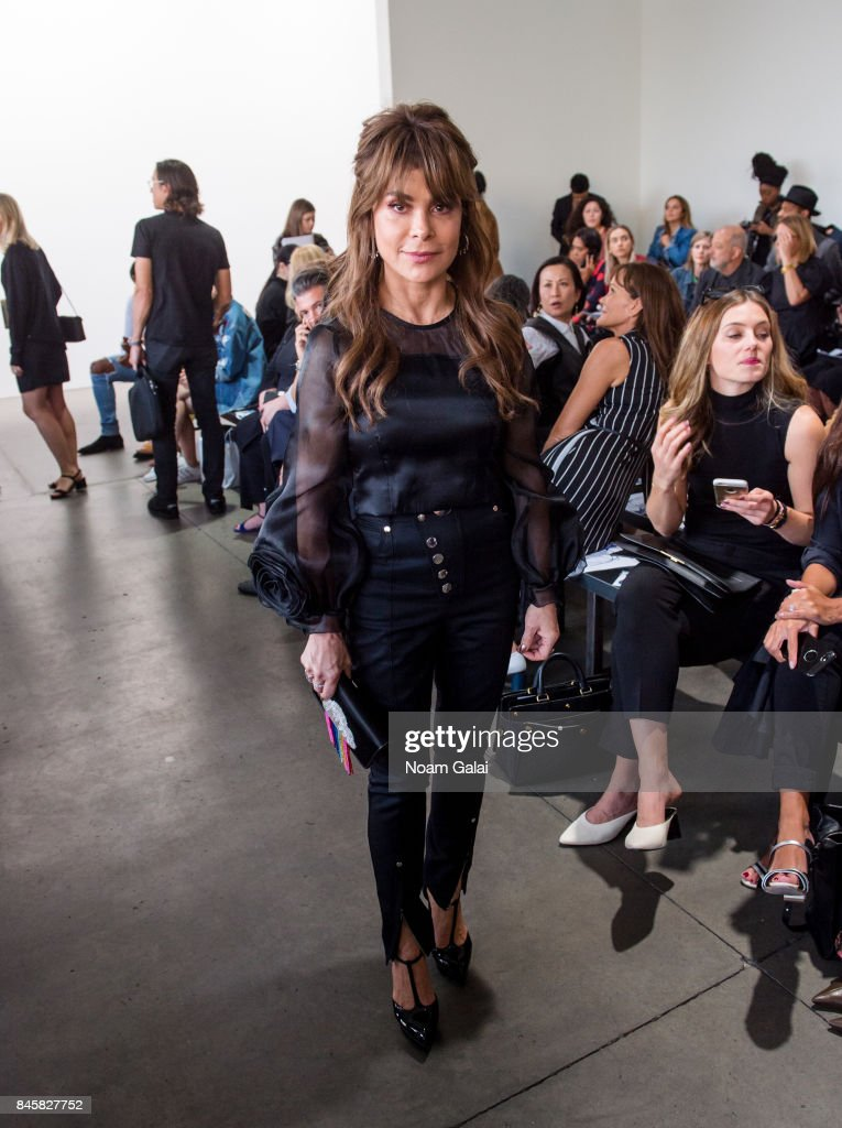 Zero + Maria Cornejo - Front Row - September 2017 - New York Fashion Week