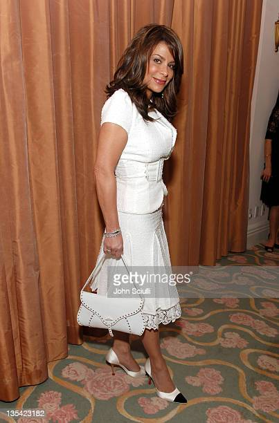 Paula Abdul during 3rd Annual Hollywood Bag Ladies Lupus Luncheon at Beverly Hills Hotel in Beverly Hills California United States
