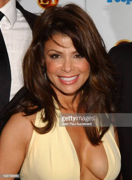 Paula Abdul during Entertainment Tonight and People Magazine Celebrate The 57th Annual Emmy Awards at Mondrian in West Hollywood California United...