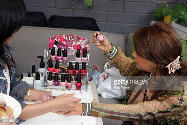 51 Pamper Me Pink Cedars Sinai Fundraiser Pictures, Photos