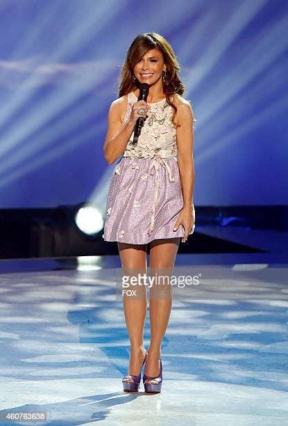 Paula Abdul on SO YOU THINK YOU CAN DANCE airing Wednesday September 3 2014 on FOX