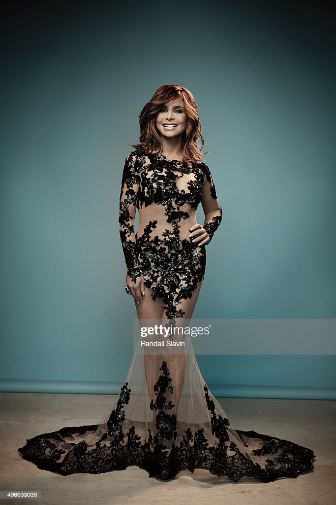Paula Abdul poses for a portrait at the 2015 American Music Awards on November 22, 2015 in Los Angeles, California.